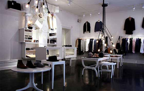 دکوراسیون داخلی مغازه و فروشگاه