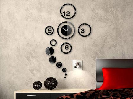جدیدترین انواع ساعت دیواری فانتزی و مدرن