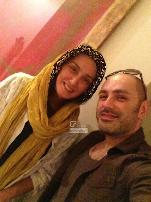 عکس های جدید و متفاوتی از هدیه تهرانی