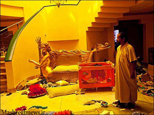 در کاخ شاهزاده خانم چه خبر بود؟ تصاویر
