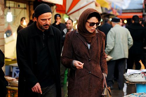 ارتباط حسی بین لیلا حاتمی و علی مصفا در فیلم عاشقانه شان!