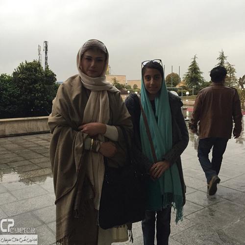 عکس های جدید لادن مستوفی با پوشش های مختلف