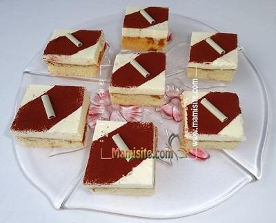 طعمی فوق العاده با چیز کیک تیرامیسو! عکس