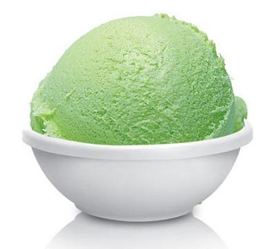 طرز تهیه بستنی طالبی دلچسب تابستانی! عکس