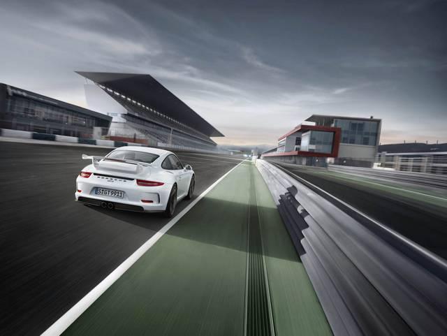 نسل جدید پورشه GT3 با گیربکس دستی