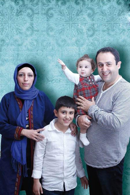عکسها بیوگرافی و زندگینامه ابراهیم شفیعی بازیگر برنامه کودک! تصاویر