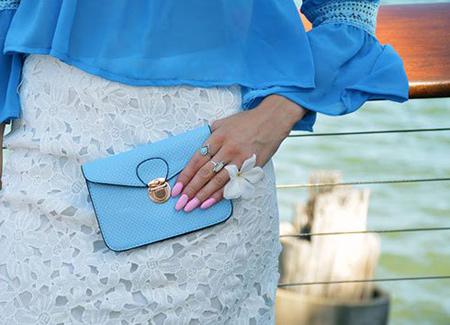 شیک ترین ست های لباس به رنگ سال