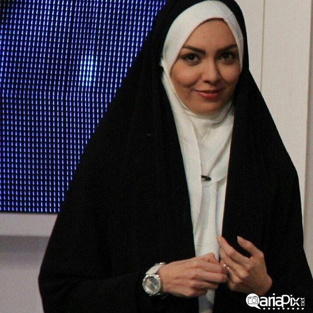 آزاده نامداری سفیر شد تصاویر