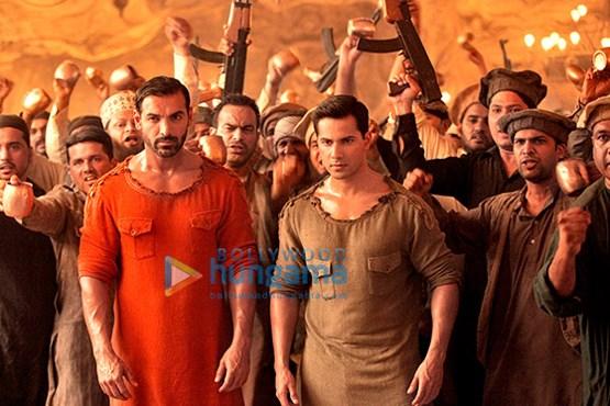فیلم جدید آکشی کومار قهرمان اکشن سینمای هند! تصاویر