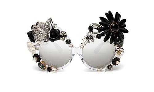 مدل های عینک های عجیب وغریب و البته زیبای D&G