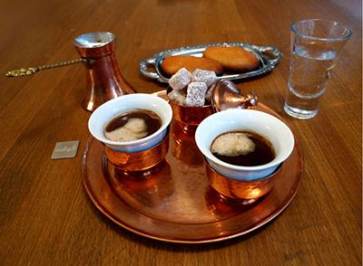 دم کردن قهوه بوسنیایی در خانه