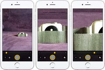 ویژگی منحصرفردی برای گوشی های جدیدآیفن که دوربین را به ذره بین تبدیل میکند