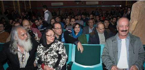جدیدترین عکس های فریماه فرجامی در اکران فیلم مسعود کیمیایی تصاویر