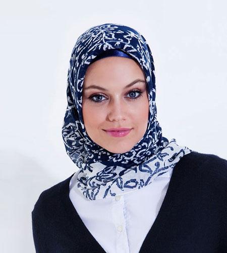 زیباترین مدل شال و روسری 94  تصاویر