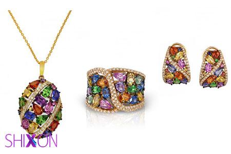 تازهترین کلکسیون جواهرات effey