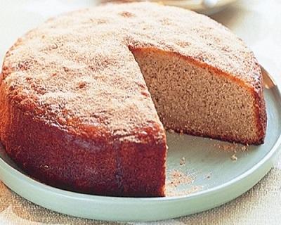 کیک دارچینی خوش عطر و خوش طعم! عکس
