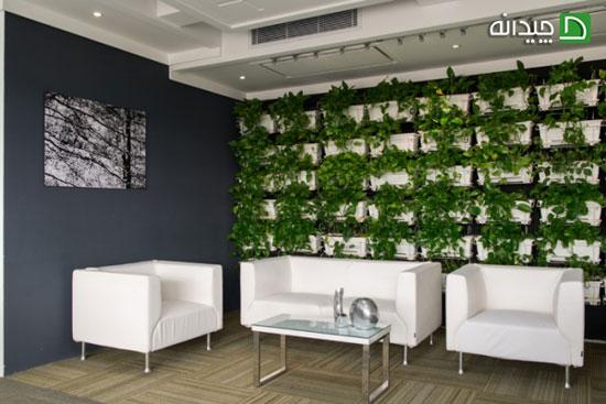 9 ایده دکوراسیونی برای آوردن گل و گیاه به خانه های بدون حیاط