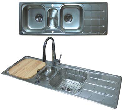 مدل های جدید و مدرن سینک ظرفشویی