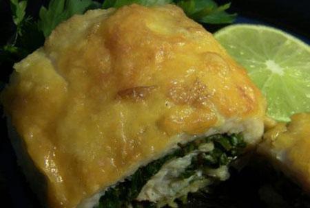 طرز تهیه رول ماهی بسیار شیک و لذیذ