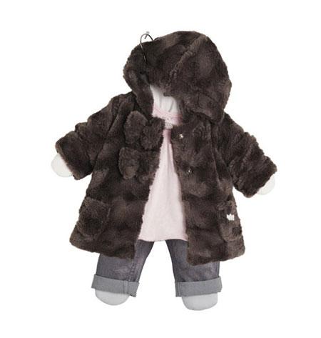 مدل لباس نوزادی برند ۳POMMES  تصاویر