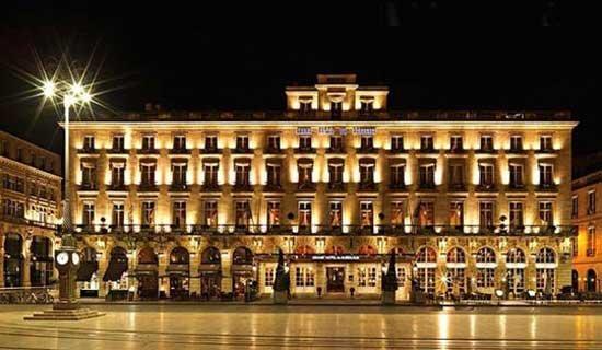 طراحی بی نظیر هتل شانگری لا در فیلیپین