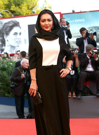 طراحی لباس بازیگران ایرانی در جشنواره ها چگونه است؟ تصاویر