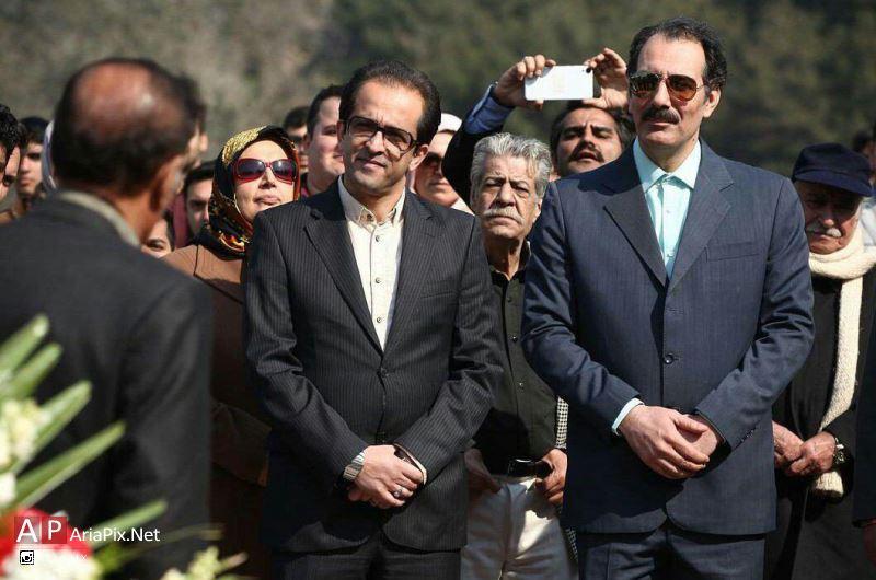 عکس های سریال نوروزی پادری و معرفی بازیگران و خلاصه داستان