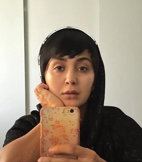سلفی های بدون آرایش مریم معصومی بازیگر 30 ساله ! تصاویر