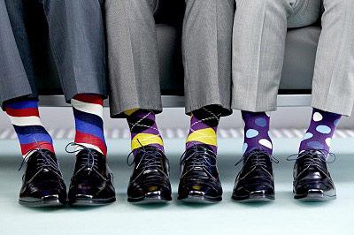 آشنایی با معمای شلوار ، جوراب و کفش  تصاویر