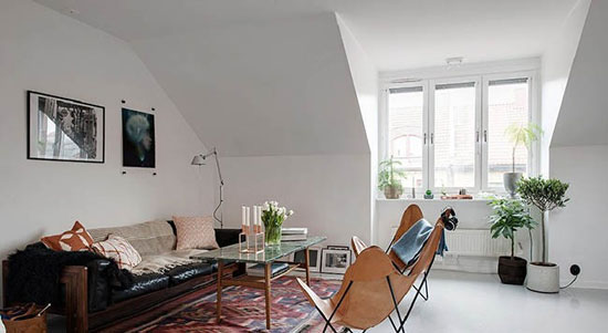 دکوراسیون بسیار جالب خانه ی دوبلکس که 62 متر است!!! تصاویر