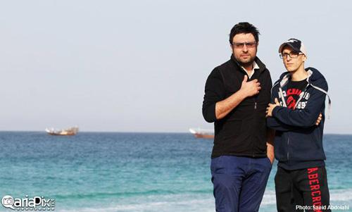 کنسرت محمد علیزاده به همراه مرتضی پاشایی در کیش فروردین93