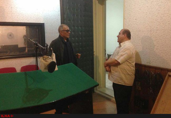 آخرین عکسهای عباس کیارستمی قبل از مراجعه به بیمارستان! تصاویر
