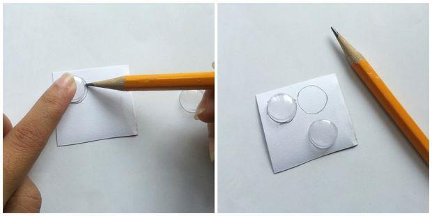 درست کردن چشم متحرک عروسک با مواد بازیافتی  تصاویر