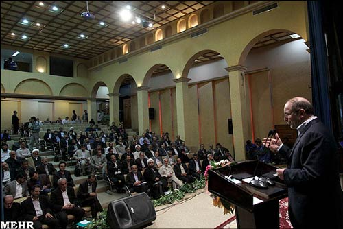 تصاویر: افطاری قالیباف با نمایندگان مجلس