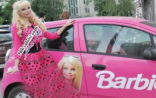 زندگی عجیب این زن روسی سوژه رسانه ها شده
