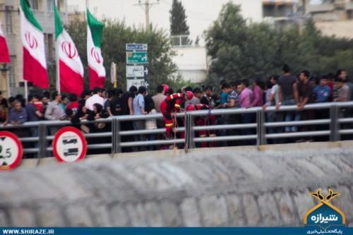 خودکشی زن جوان در شیراز به خاطر خیانت همسرش تصاویر