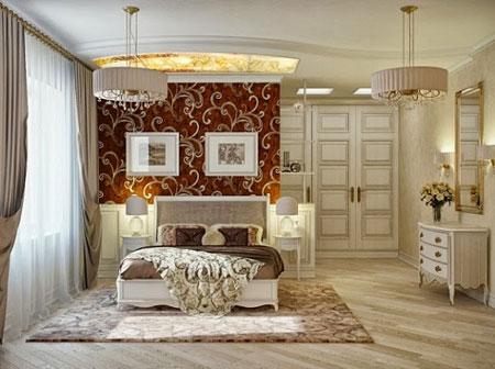 دکوراسیون زیبای اتاق خواب های لوکس سلطنتی  تصاویردکوراسیون زیبای اتاق خواب های لوکس سلطنتی  تصاویر