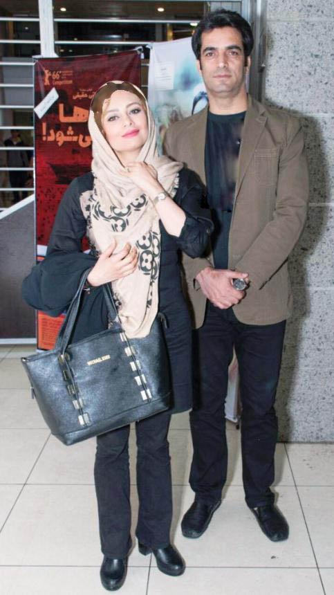 عکس های جدید یکتا ناصر و همسرش منوچهر هادی تصاویر