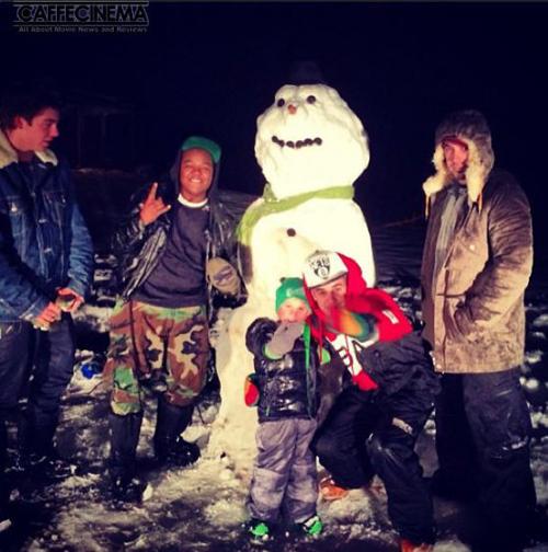 عکسهای کریسمس ستارگان هالیوود در اینستاگرام