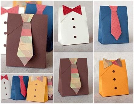 آشنایی با روش ساخت جعبه کادویی  تصاویر
