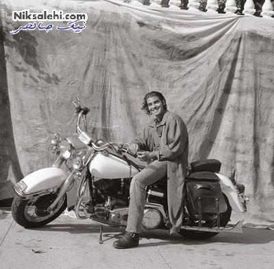 عکس های تازه منتشرشده از جورج کلونی در 28سالگی