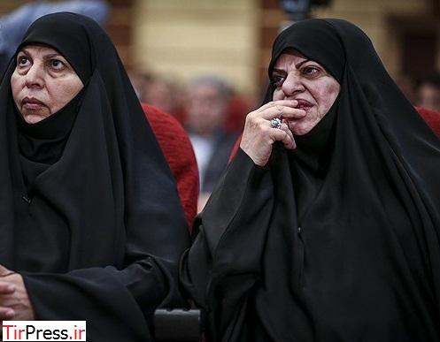 اشک های همسر چمران ۳۳ سال پس از شهادتش