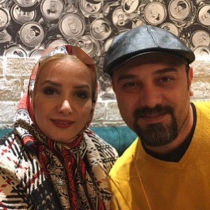 عکس های جدید و متفاوت برزو ارجمند و همسرش پارمیس زند