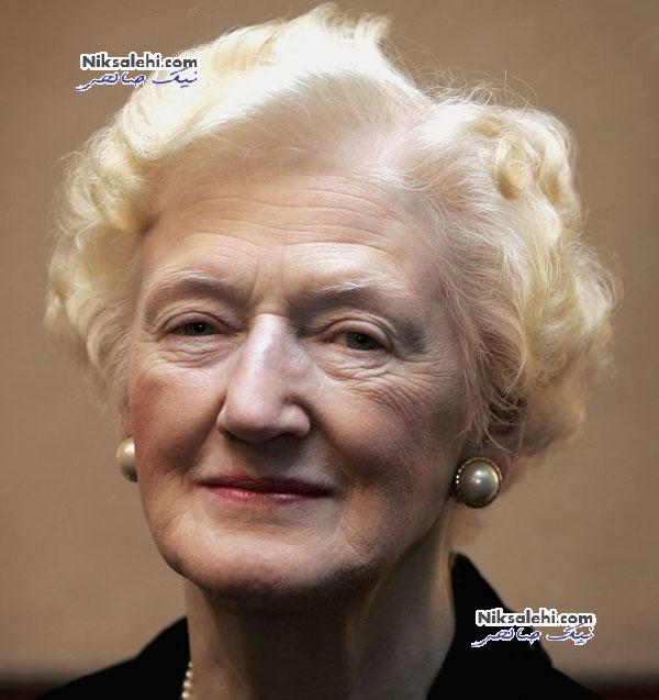 همسر 86 ساله یک شاعر مشهور جهانی