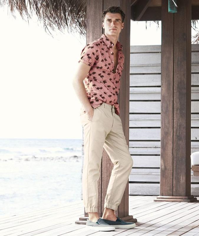 زیباترین و شیک ترین استایل های تابستانه برای مردان شیک پوش