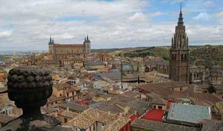 سفر به اسپانیا زیباروی اروپایی تصاویر