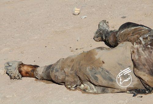 کشف یک جسد در کانال فاضلاب زاهدان عکس