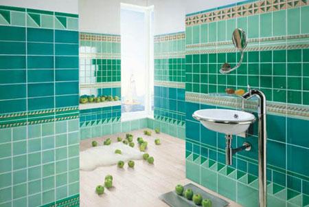 نکات مهم برای طراحی یک حمام زیبا  تصاویر