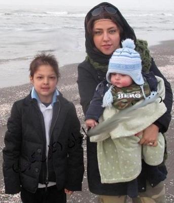 با شهاب حسینی مرد علاقهمند به خانواده! عکس