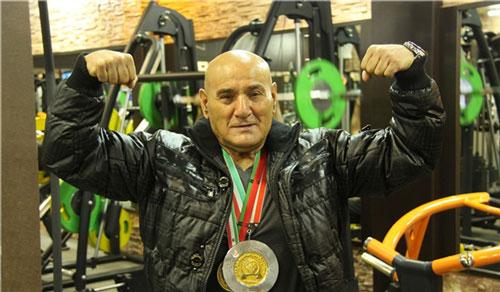 بازیگران ایرانیِ مشهور عاشق پرورش و تناسب اندام